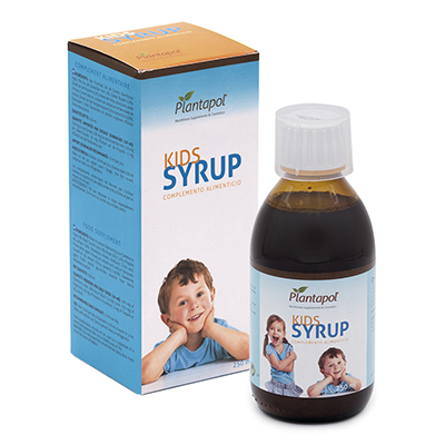 Kids Syrup - Plantapol - 30 sticks