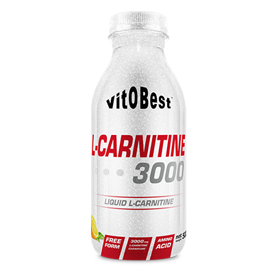 L-Carnitine 3000 Cola - Vitobest - 500 ml.