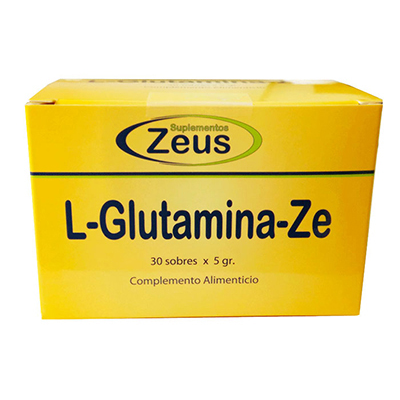 L-Glutamina-Ze - Zeus - 30 sticks