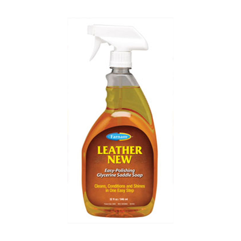 Leather New Spray - VetNova - 473 ml - con Dosificador Spray