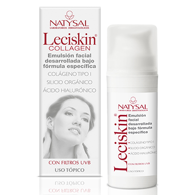 Leciskin ® Collagen Crema - Natysal - 50 ml.