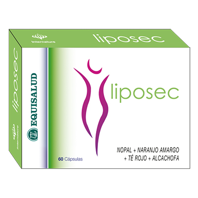 Liposec - Internature - 60 cápsulas