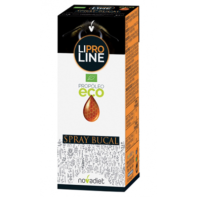 Liproline Spray Bucal Eco - Novadiet - Spray de 20 ml.