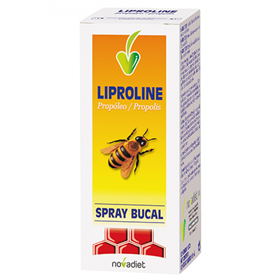 Liproline Spray Bucal - Novadiet - 15 ml.