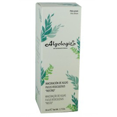 Maceracion Algas Facial - Algologie - 50 ml.