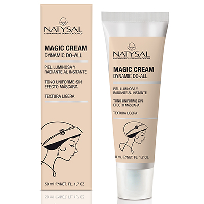 Magic Cream - Natysal - 50 ml.