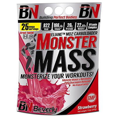 Monster Mass - Vanilla - Beverly - 5 kg.