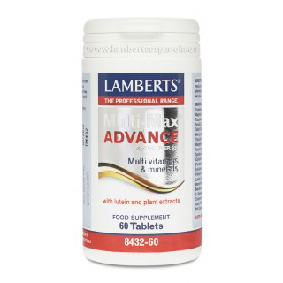Multi-Guard Advance - Lamberts - 60 comprimidos