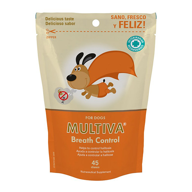 Multiva Breathcontrol - VetNova - 45 Chews
