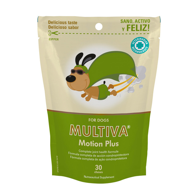Multiva Motion Plus - VetNova - 30 Chews