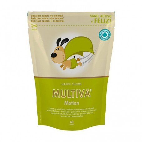 Multiva Motion - VetNova - 60 Chews