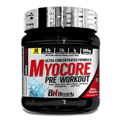 Myocore Preworkout  - Beverly - 250 gramos