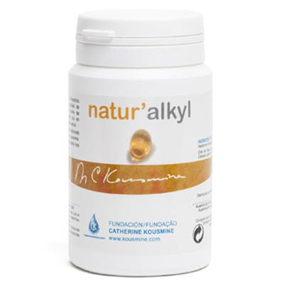 Natur'alkyl - Nutergia - 90 perlas