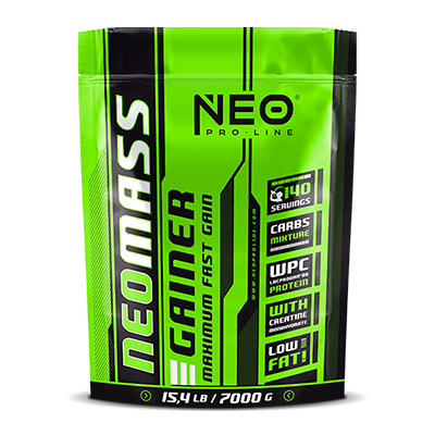 NEOMass Gainer Chocolate - NEO Proline - 7 Kg.