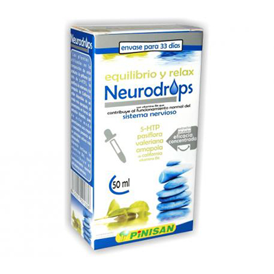 Neurodrops - Pinisan - 50 ml.