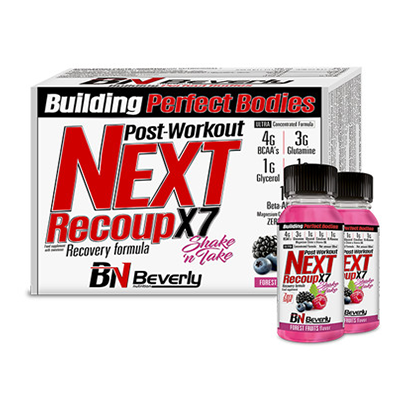 Next Recoup X7 Post Workout - Beverly - 20Sh 60 ml.