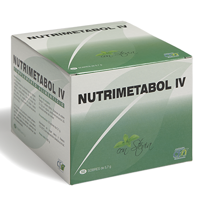 Nutrimetabol 4 - CFN - 50 Sticks