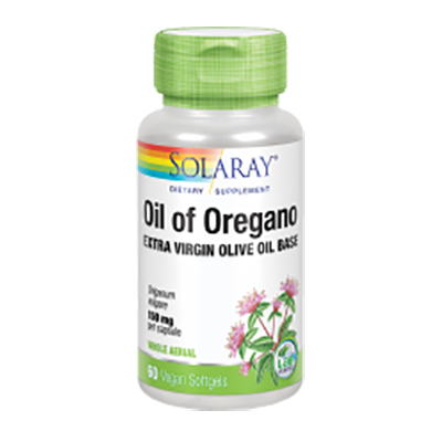 Oil Oregan 150 mg. - Solaray - 60 perlas