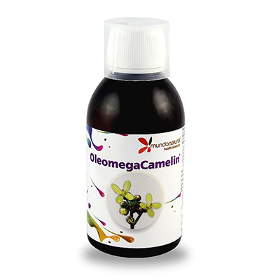 Oleomega Camelin - Mundonatural - 200 ml