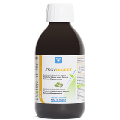 Pack 3 Ergydigest - Nutergia - 250 ml.