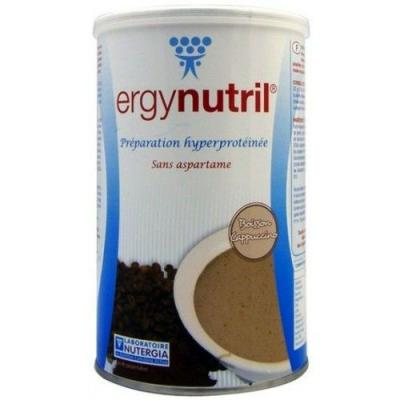 Pack 3 ERGYNUTRIL Cappucino - Nutergia - 300 gr.