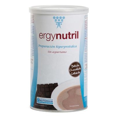 Pack 3 ERGYNUTRIL Chocolate - Nutergia - 300 gr.