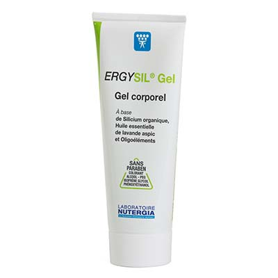 Pack 3 Ergysil Gel - Nutergia - 75 ml.