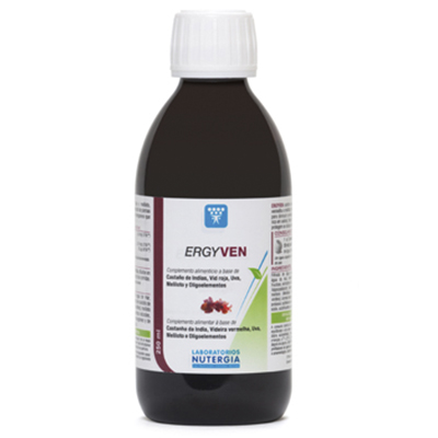 Pack 3 Ergyven - Nutergia - 250 ml.