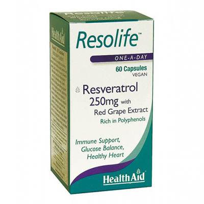 Pack 3 Resolife - HealthAid - 60 cápsulas