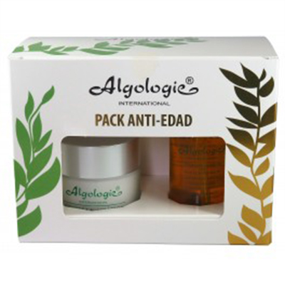 Pack Anti Edad - Algologie - 50 ml. + 50 ml.