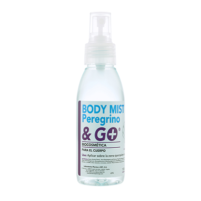 Pack del Peregrino & Go (Body Mist + Gel Champú) - Pharma & Go - 100 ml.