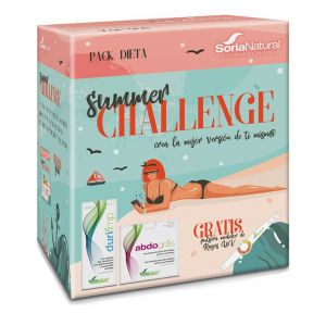 PACK SUMMER CHALLENGE - Soria Natural - Durilimp + Abdográs