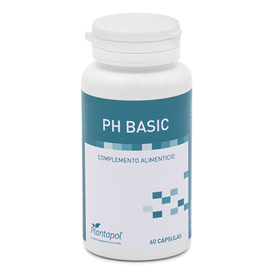 Ph Basic - Plantapol - 60 cápsulas