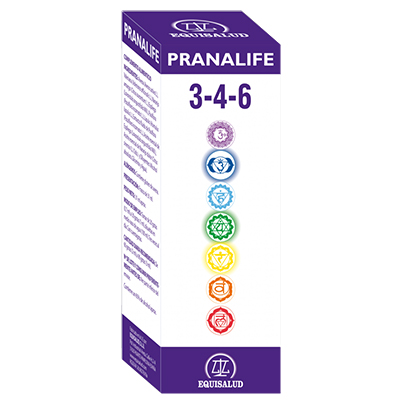 Pranalife 3-4-6 - Equisalud - 50 ml.