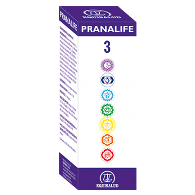 Pranalife 3 - Equisalud - 50 ml.