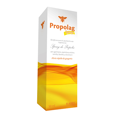 Propolag Spray - Eladiet - 50 ml.
