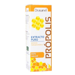 Propolis Extracto CON Alcohol - Drasanvi - 50 ml.