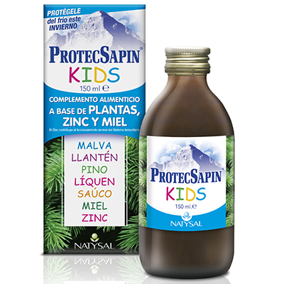 Protecsapin ® Kids  - Natysal - 150 ml.