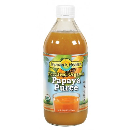 Pure de Papaya - Dynamic Health - 946 ml.