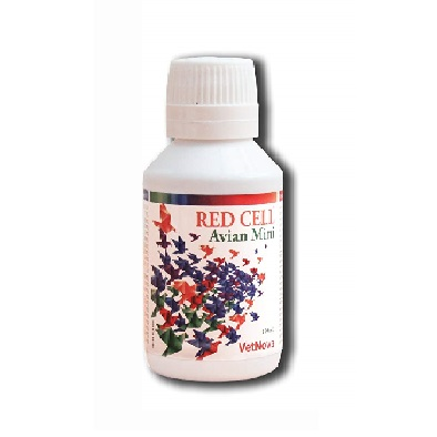 Red Cell Avian Mini - VetNova - 100 ml.