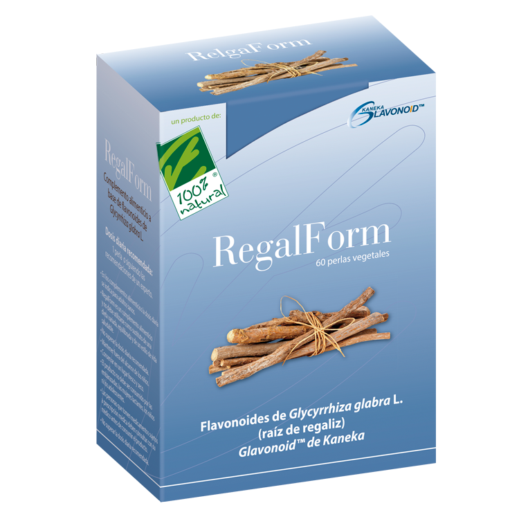 Regalform - 100% Natural - 60 perlas