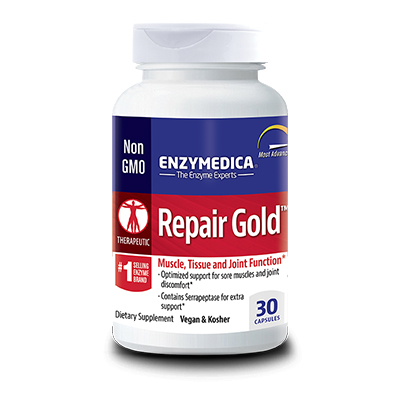 Repair Gold - Enzymedica - 30 cápsulas vegetales