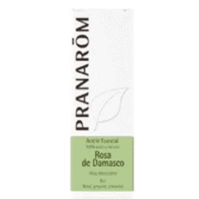 Rosa de Damasco - flor - Pranarom - 5 ml.