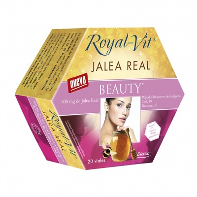 Royal Vit - Beauty - Dietisa - 20 viales