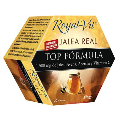 Royal Vit - Top Fórmula- Dietisa - 20 viales