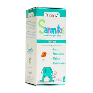 Sananitos - Barriga - Drasanvi - 150 ml.