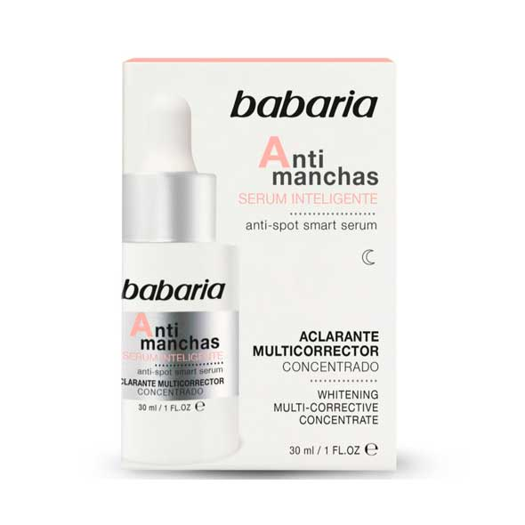 Serum Inteligente Antimanchas - Babaria - 30 ml.