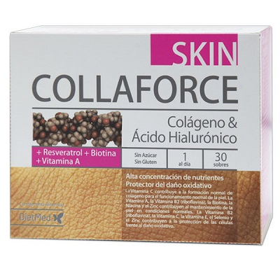 Skin Collaforce - Dietmed - 30 sobres