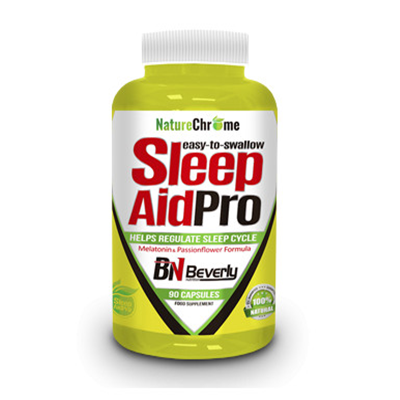 Sleep Aid Pro - Beverly - 90 cápsulas