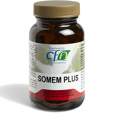 Somem Plus - CFN - 60 Cápsulas